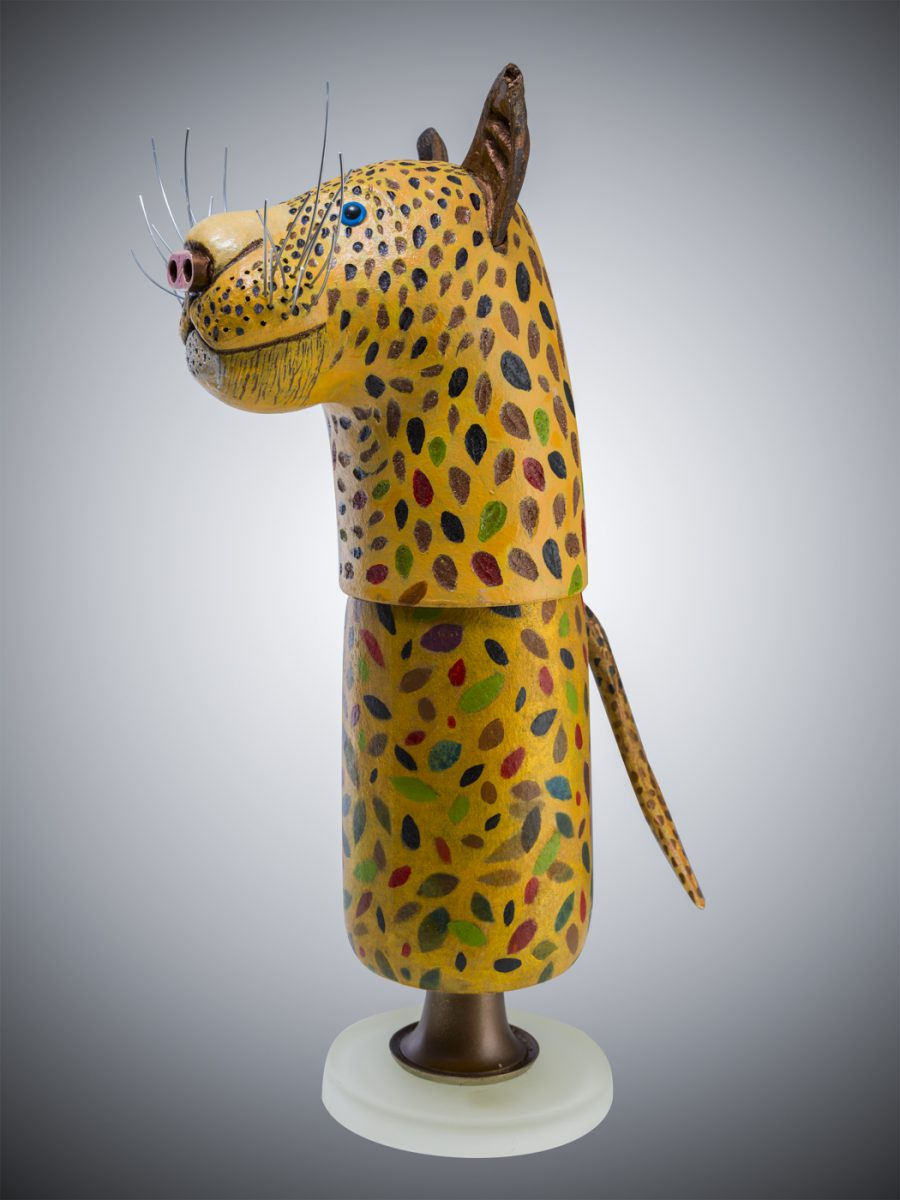 yellow-spotted-tail-chivalrous-cheetah